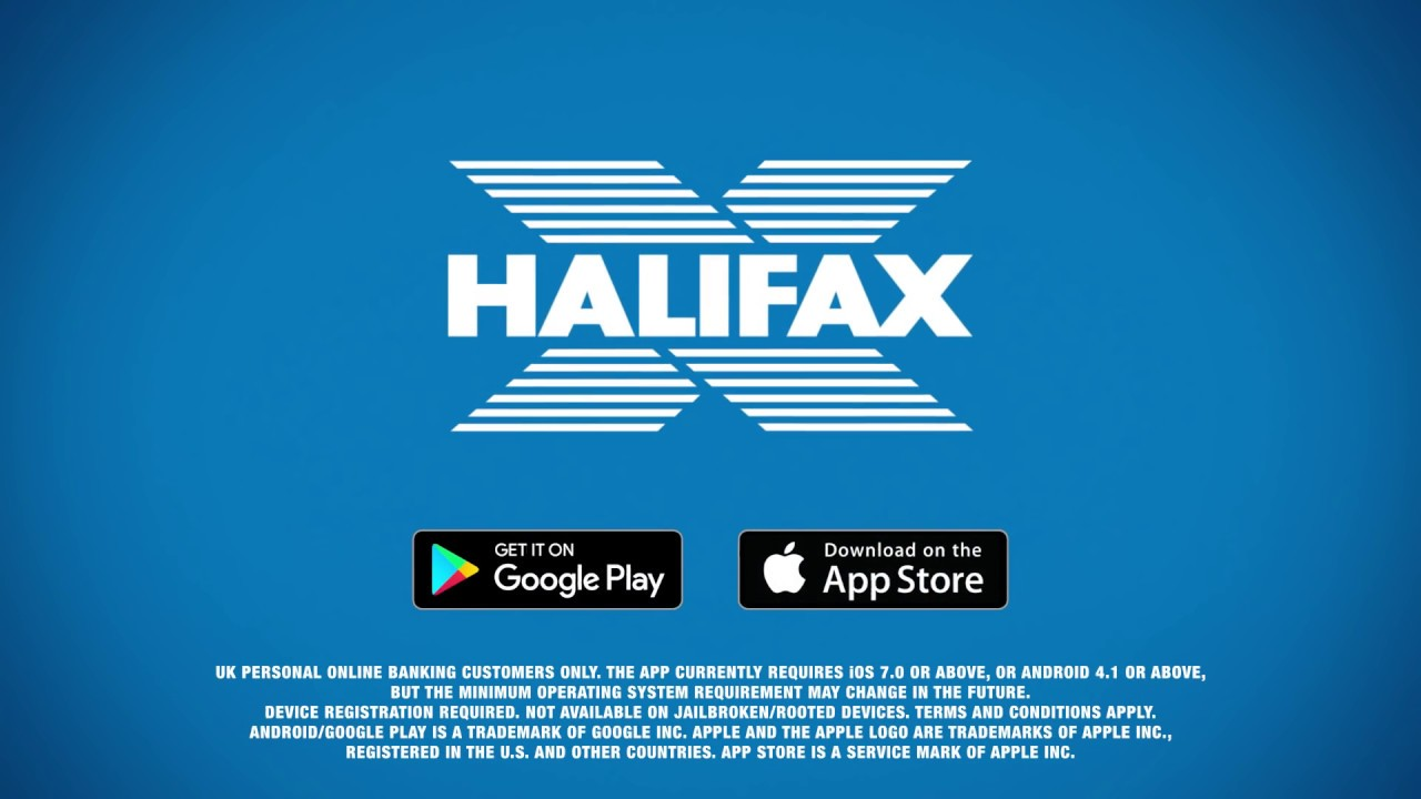 Download apps | Online Services | Halifax UK