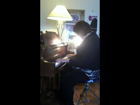 The Glen Carbon blues by Pauline Stark
