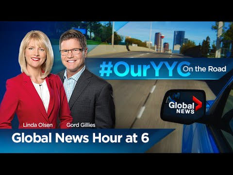 Global Calgary On The Road: Ronald McDonald House