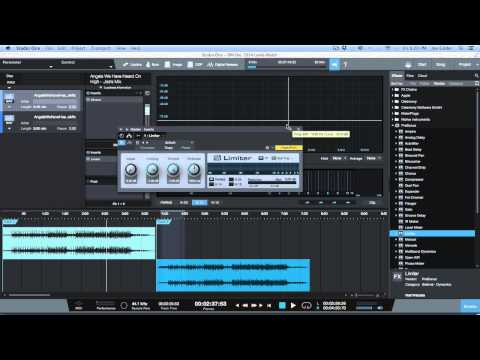 S1-088 Quick Mastering Setup Overview