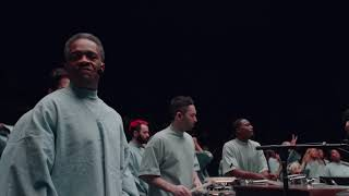 He's the Light (Sicko Mode) - Jesus is King Sunday Service Experience at the Forum 11-3-19