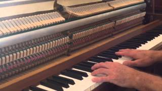 A Whiter Shade of Pale. Hammond organ part with piano