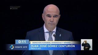 """Gómez Centurión propuso """"vetar cualquier ley"""" de aborto e indemnizar a """"víctimas de la subversión"""""""
