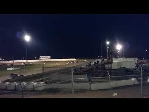 34 Raceway - Heat Race - 8/26/17