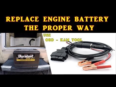 how-to-replace-the-engine-(battery)-the-proper-way-with-a-obd---kam-toll---on-motorhome
