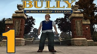 Bully: Scholarship Edition Walkthrough Gameplay HD - Welcome to Bullworth - Part 1