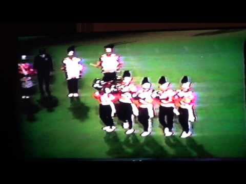 1972 Flamingos Drum and Bugle Corps