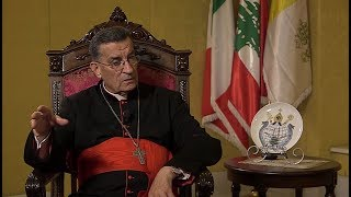 """""""To lose Lebanon is to lose the only Middle Eastern country where Christians live in peace"""""""