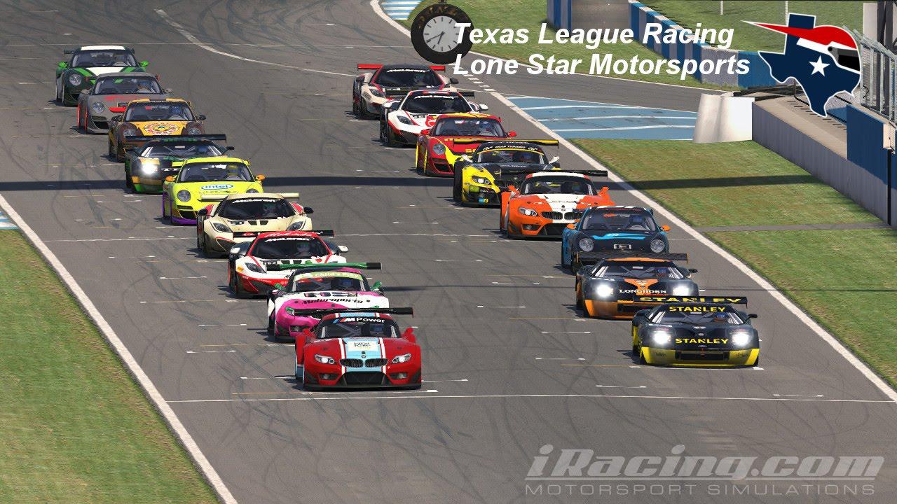 Team Texas Racing Live Stream