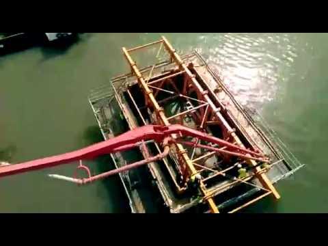 GAMBIA - TranGambia Highway Bridge - Presentación