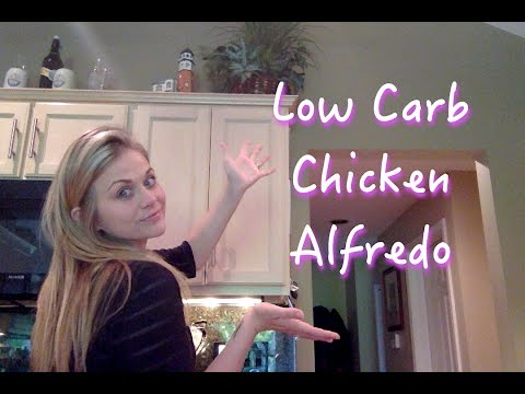 VSG Gastric Sleeve Recipes: Low Carb Chicken Alfredo