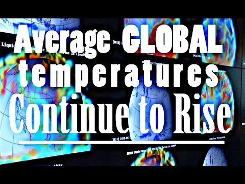 NASA | Scientific Understanding of Global Warming Models 2016/2017