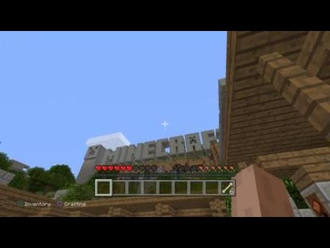 "Minecraft PS4 How to get ""Leader of The Pack"" Achievement!"
