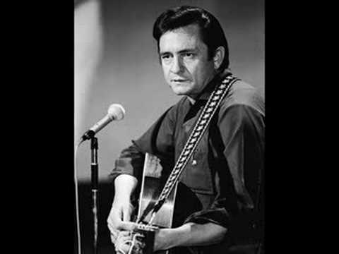 Johnny cash in the jailhouse now