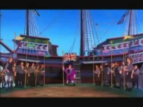 Trailer Pocahontas (Español Latinoamérica)