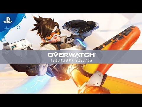 Overwatch - Legendary Edition Trailer | PS4