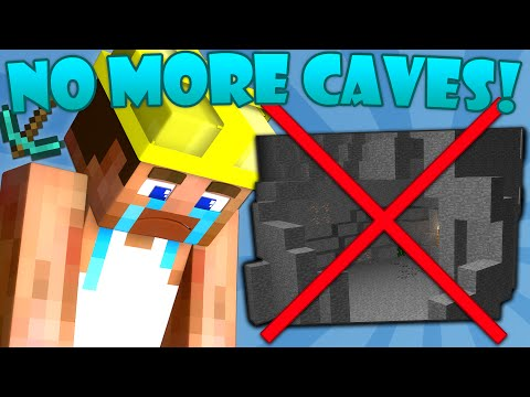 Thumbnail: If Caves were Removed - Minecraft
