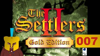 [007] The Settlers 2: Gold Edition - Cheesy Tactics