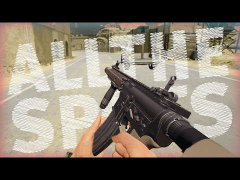 Insurgency Sandstorm - All The Spots |