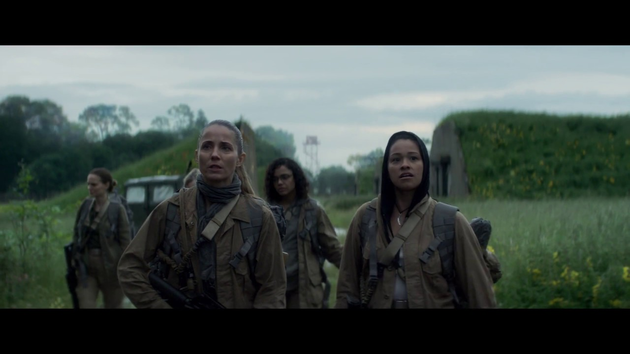 Download Annihilation (2018) - The Shimmer Featurette - Paramount Pictures