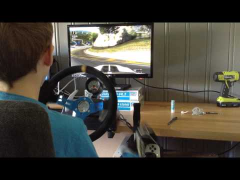 Gt6 g27 wheel drifting