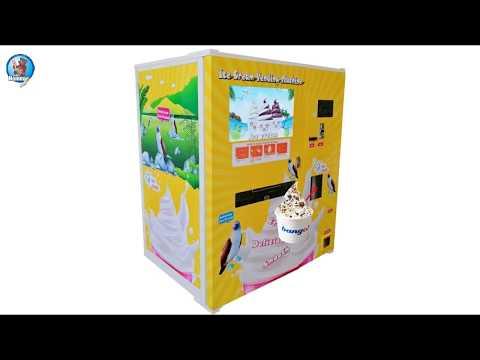 Ecuador client vending machine operation