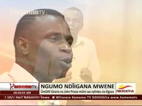 Ngumo ndiigana mwene,Cemania na muini wi...