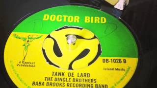 Tank De Lard - The Dingle Brothers
