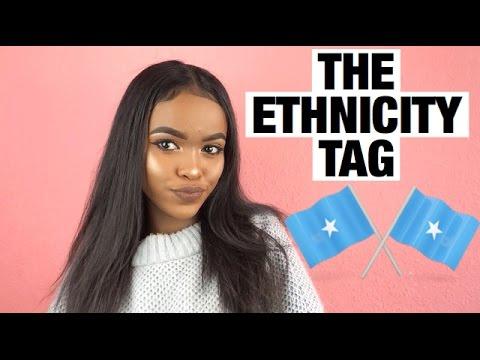 ETHNICITY TAG! | HALSSA