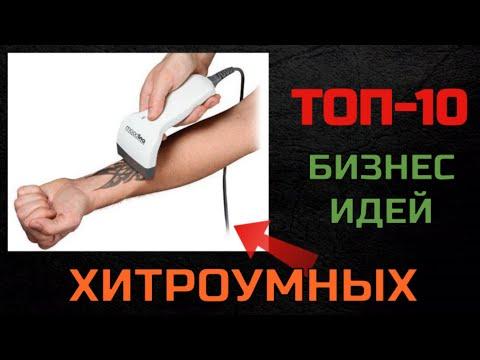 ТОП-10 ЛУЧШИХ бизнес