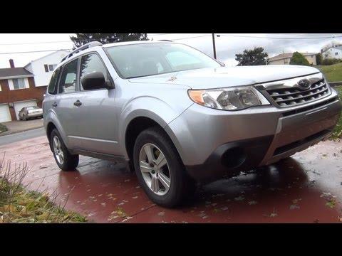 Review: 2012 Subaru Forester