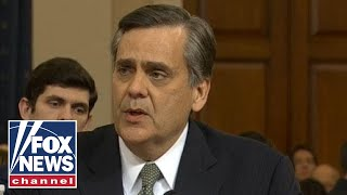 Jonathan Turley reacts to being quoted in Dem opening arguments