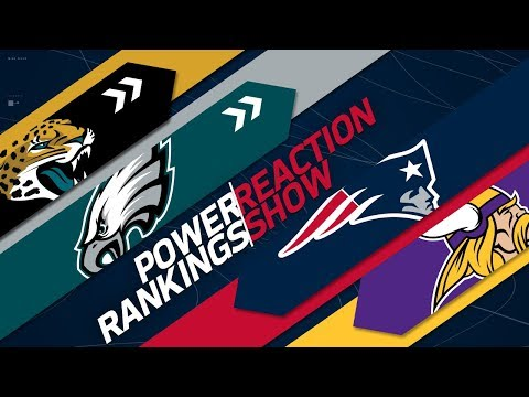 AFC & NFC Championship Power Rankings & Preview | NFL Highlights