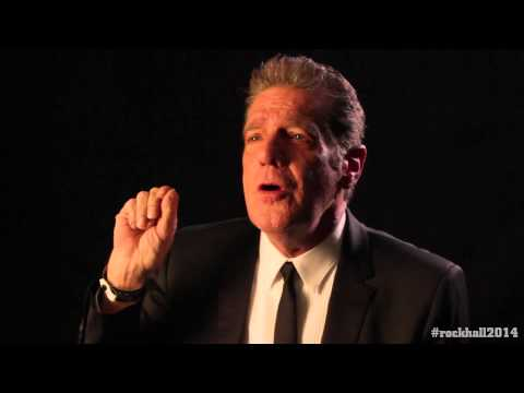 Glenn Frey at 2014 Rock Hall Inductions