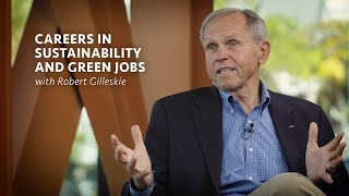 Careers in Sustainability and Green Jobs with Robert Gilleskie - Job Won