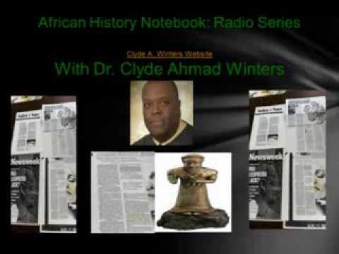 Black People in  Southeast Asia and China: On  African History Notebook