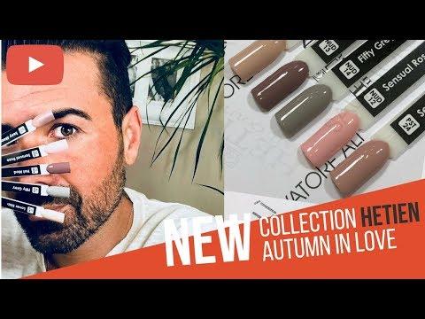 Nuova Collezione Hetien Autumn in Love
