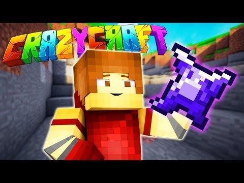 Minecraft | Crazy Craft 4: The Vibranium Hunt!! #7