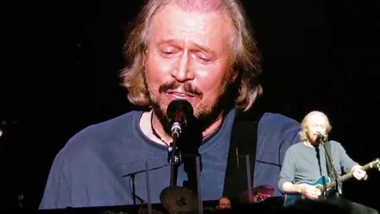 Barry Gibb 2013