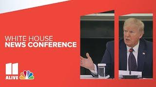 President Trump White House Press Conference | LIVE