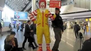 McDonalds:  i