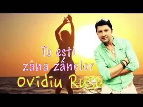 Tu Esti Zana Zanelor - Ovidiu Rusu Live, Full Video