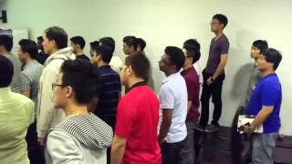 Legends Academy Event in Singapore - Body Language