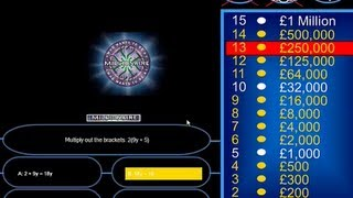 How to Create Who Wants To Be A Millionaire in Visual Basic.Net - Tutorial 2