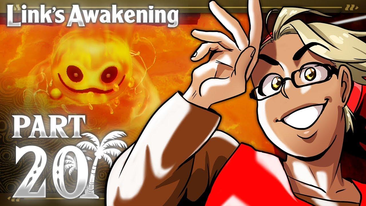 The Legend of Zelda: Link's Awakening (Nintendo Switch) Part 20 - Turtle Rock thumbnail