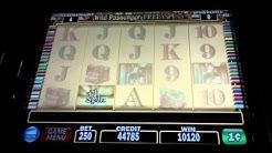 Luxury Express slot machine bonus win at Parx