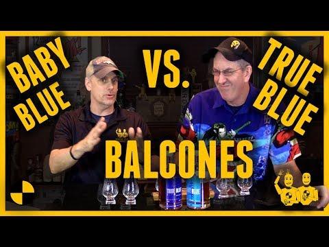 Balcones Baby Blue Vs. True Blue Corn Whiskey From Texas #535