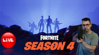 🔴 FORTNITE SEASON 4 IS NOW! BATTLE PASS, SKINS! -GIVEAWAY game on steam every 20 👍