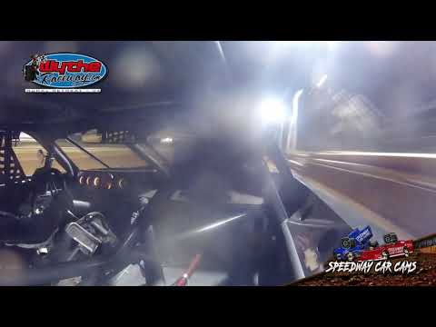 #88 Michael Deskins - Street Stock - 8-31-19 Wythe Raceway - In-Car Camera