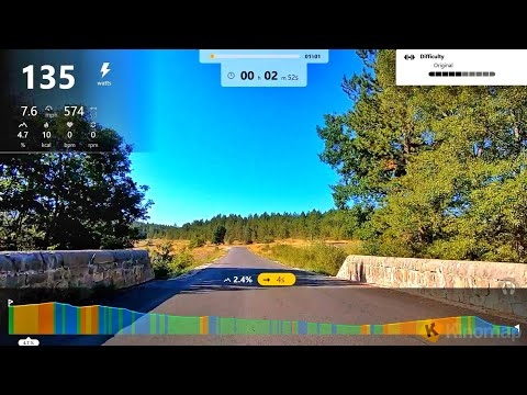 Kinomap Indoor Cycling App Review